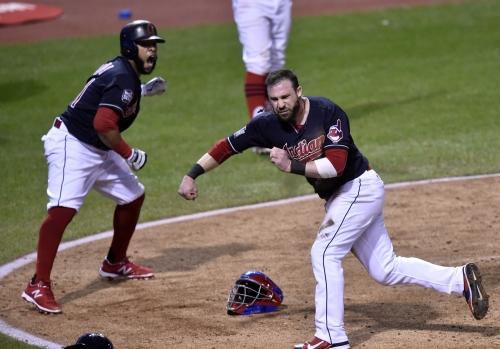 Cleveland Indians aim to follow Kansas City Royals' blueprint