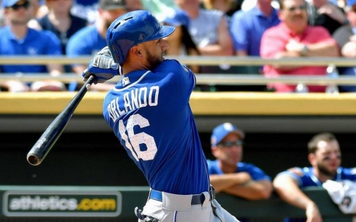 Royals hit four homers, hammer A's 10-3 | The Kansas City Star