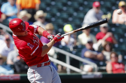 2017 Angels season preview: The probable lineup should prove to be pretty potent