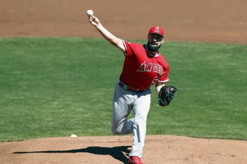 It's looking like Matt Shoemaker's going to be the Angels opening day starter, and that's awesome