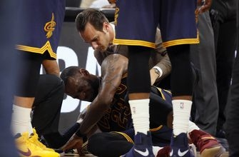 LeBron and the Cavaliers had their biggest flaw exposed in embarrassing Spurs loss