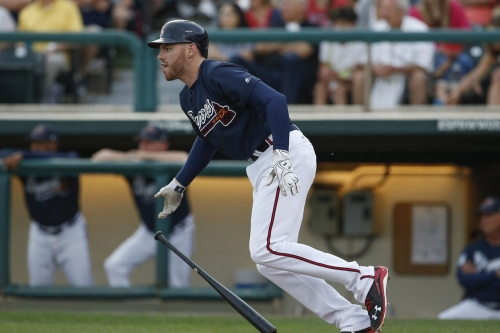 """Atlanta Braves news and links: Freeman says """"We mean it this year."""""""