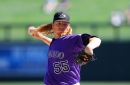 Rockies pitcher Jon Gray is putting an old myth to bed