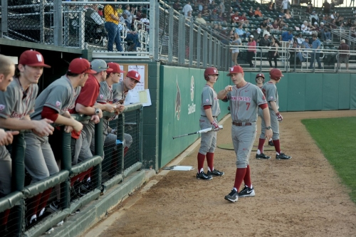 Cougars take series from Cal State Northridge