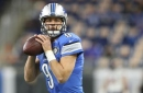 Lions are 'working towards' contract extension with Matthew Stafford