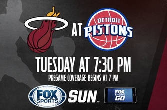 Miami Heat at Detroit Pistons game preview