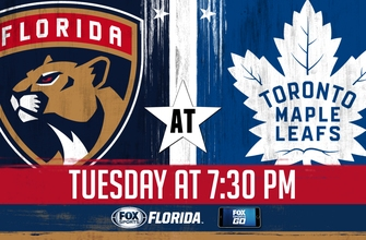 Florida Panthers at Toronto Maple Leafs game preview