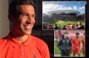 Luis Garcia confident Liverpool can return to Champions League