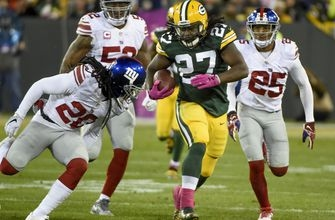 Fantasy Football Fallout: Eddie Lacy Joins Seattle Seahawks