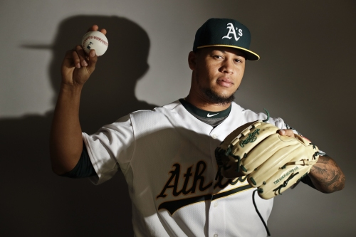 Bay Area flamethrowers: These rising Giants, A's know how to top out the gun