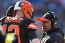 Browns' Hue Jackson on Jets QB Josh McCown: 'I still think there's something in there'