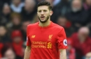 Lallana could miss six of Liverpool's last nine Premier League games