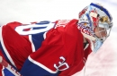 Montreal Canadiens recall Zach Fucale on an emergency recall