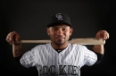 What the Rockies are saying about Gerardo Parra, professional baseball player