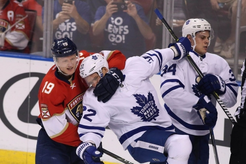 GameDay Caterwaul: Florida Panthers at Toronto Maple Leafs