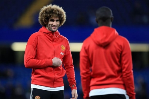 Manchester United get Marouane Fellaini injury boost ahead of West Brom clash