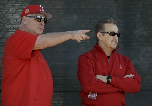 LA Angels eager for bounce-back season behind Trout, Pujols The Associated Press