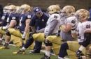 Film Study: Notre Dame OL commit John Dirksen