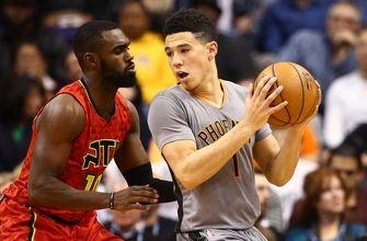 Preview: Suns at Atlanta Hawks, 4 p.m., FOX Sports Arizona