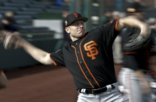 NL West 2017 preview: Giants hope to bounce back from tough playoff loss to Cubs
