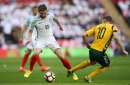 Lallana reaction: 'I told him from my couch to stop running round like a mad man'
