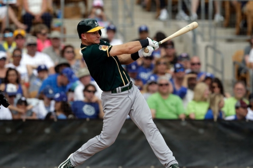 Spring Game Thread #31: A's at Angels