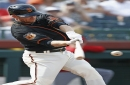 Giants bench takes shape: Aaron Hill remains, Jimmy Rollins in limbo
