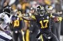 After Antonio Brown, things get murky at wide receiver