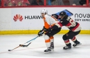 Full coverage, Game 75: Ottawa Senators @ Philadelphia Flyers