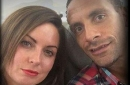 Rio Ferdinand reveals first chat up line to wife Rebecca Ellison - and how she wasn't that impressed