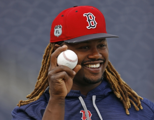 Hitting to all fields: Checking the Celtics-Cavs race, and Hanley's golden hairdo