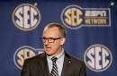 SEC commissioner Greg Sankey wants Arkansas' gun law 'exempted' from Razorbacks games