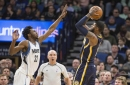 Wolves at Pacers: Late Season Blues