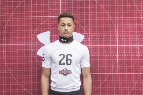 Notre Dame set to host 4-star 2018 WR Chase Williams