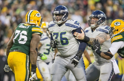 Seahawks' free agent additions could mean 2016 first-round pick Germain Ifedi moves back to right tackle