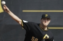 Boston Red Sox opening series: Pirates' Gerrit Cole, Jameson Taillon, Chad Kuhl scheduled to start at Fenway