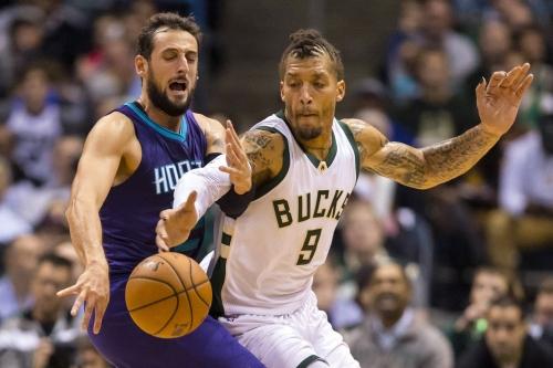 Bucks vs. Hornets Game Thread