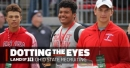 Jackson Carman's Clemson bombshell, Buckeyes offer in-state 2019 star, Tavion Thomas visits again and more