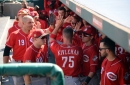 Reds set Opening Day roster
