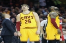 Kyle Korver gets healthy, J.R. Smith improves, and other ways the Cavaliers calmly recover