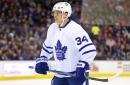 Auston Matthews breaks Wendel's Leafs record