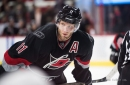 Watch: Jordan Staal Gives the Hurricanes a 3-0 Lead