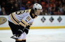 Relive David Pastrnak's awesome spin move forever and ever