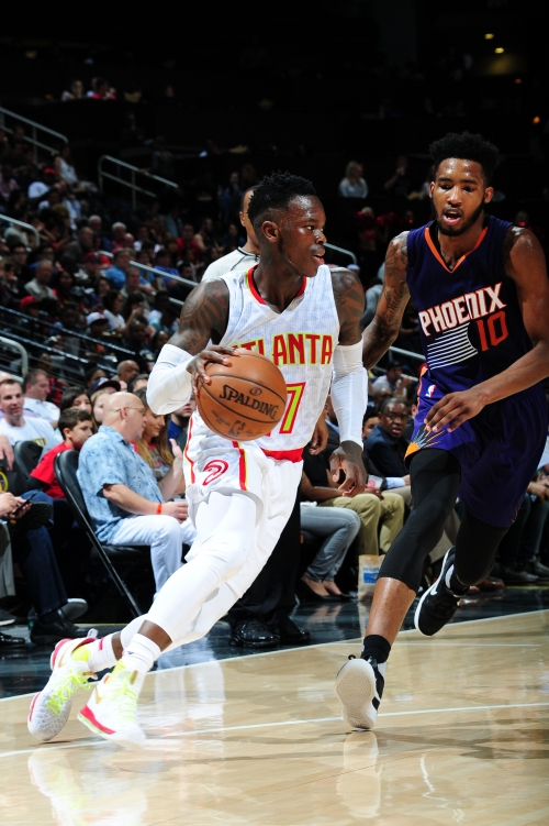 Schroder, Hawks beat Suns 95-91 to snap 7-game losing streak The Associated Press