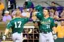 Tulane topples LSU 7-6 behind pair of home runs from Jake Willsey