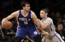 Nets can't handle Dario Saric in loss to lowly 76ers