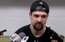 Jamie Benn on playing against his brother