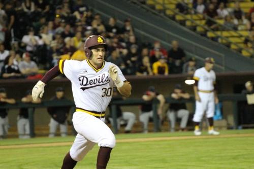 ASU Baseball: Sun Devils rally, take 5-4 victory over UNLV