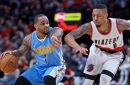 Recap: Denver Nuggets come up short against Jusuf Nurkic and Portland Trailblazers, lose 122-113