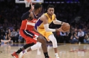 Lakers vs. Wizards Final Score: Lakers' tank makes 4th quarter appearance in 119-108 loss